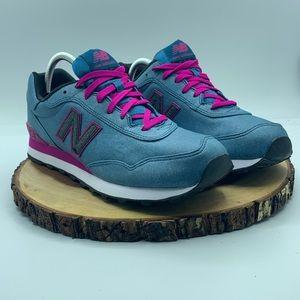 New Balance Classic Womens WL515 Sneaker Sz 12